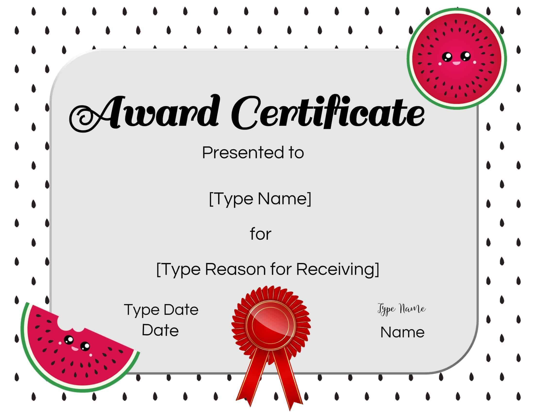 certificates certificate maker custom customize open